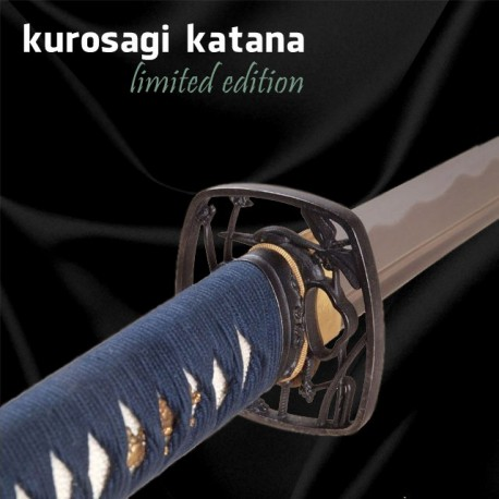 Kurosagi katana (limited edition)