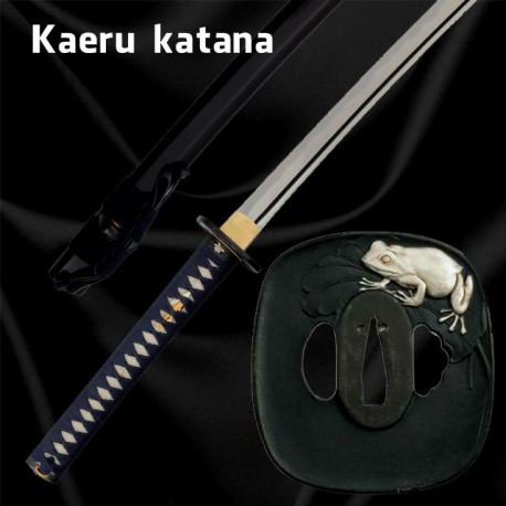 Kaeru katana
