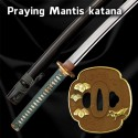 Praying Mantis katana