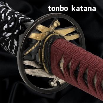 Tonbo katana