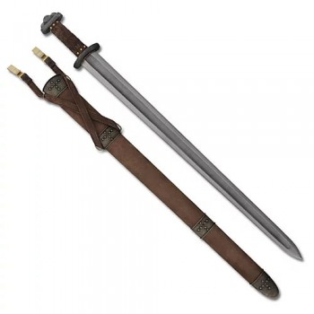 Godfred Viking Sword (gevouwen staal)