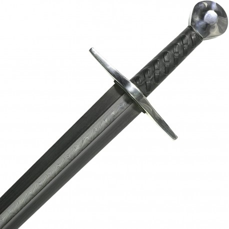 Damascus Marshall Sword